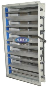 Air Dampers Manufacturers and Suppliers in India - Apex