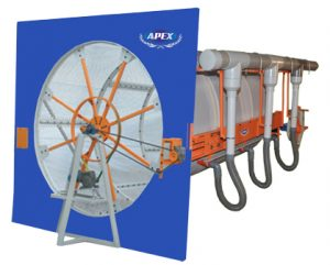 Rotary drum filter Manufacturers - Apex
